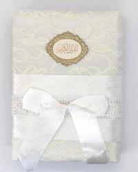 Spets Quran Vit