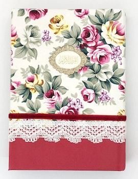 Blommig Quran Korall