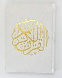 Sammet Koran Vit