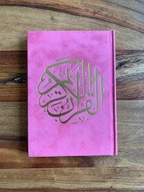 Sammet Koran Rosa