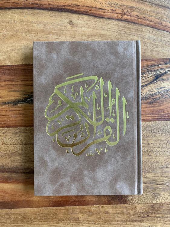 Sammet Koran Mullvad