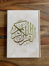 Sammet Koran Beige