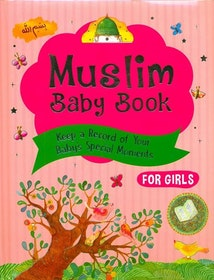 Muslim Baby Record Book (flickor)