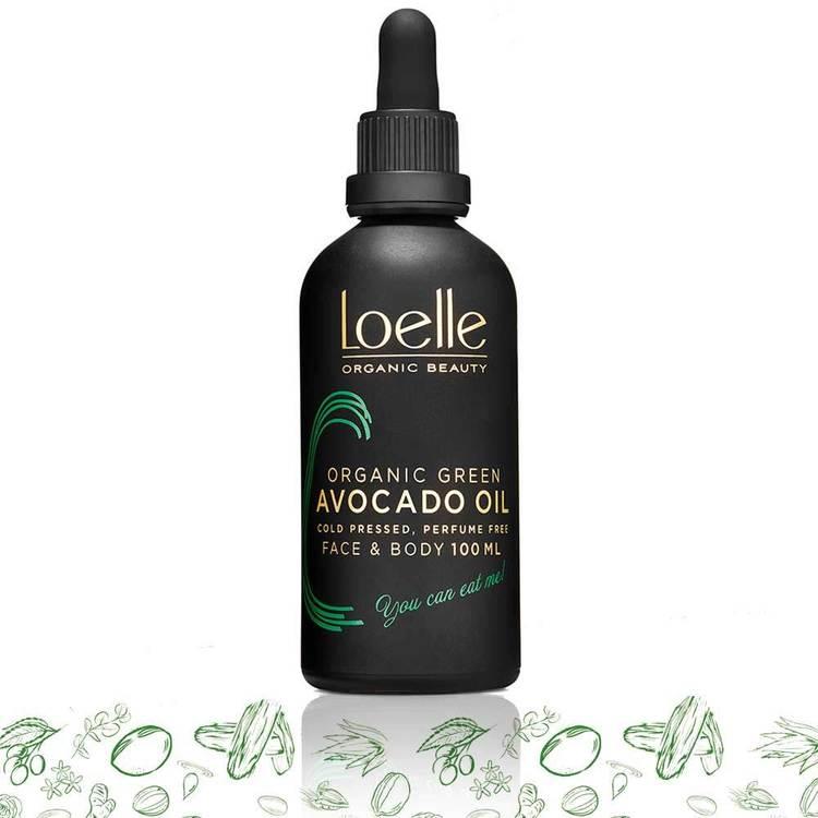 Loelle Avocado Oil, 100ml