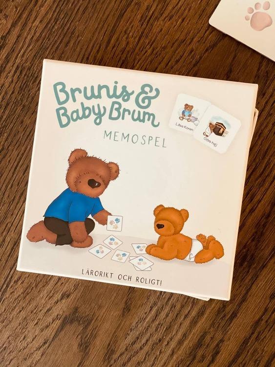 Brunis & Baby Brum - Memospel