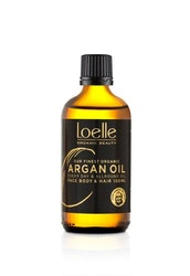 Loelle 100% Arganolja 100 ml, EKO