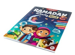 Ramadan Activity Book | Age 8+