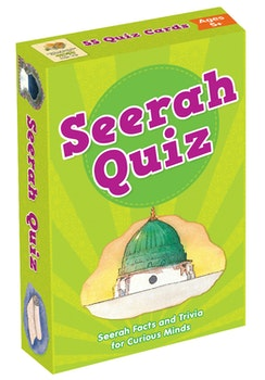 Seerah Quiz Flash Cards