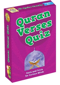 Quran Verses Quiz Flash Cards
