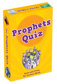 The Prophets Quiz Flash Cards