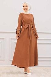 Badr Abaya Cinnamon