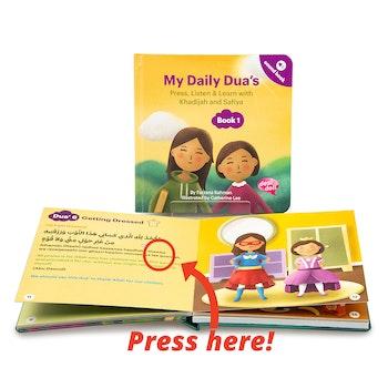 My Daily Dua's Story Sound Book 1