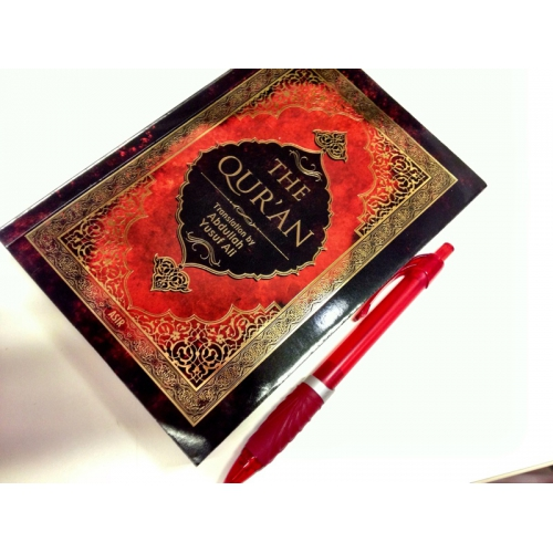 The Holy Qur'an English Pocket