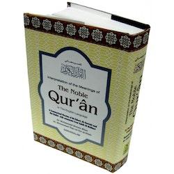 The Noble Qur'an ara/eng