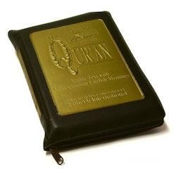 The Qur'an Storpocket - Zipper