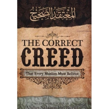 The Correct Creed