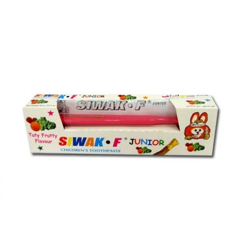 Siwak-F Junior Tuty Frutty Tandkräm