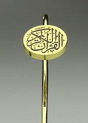 Mus-haf Bokmärke Guld