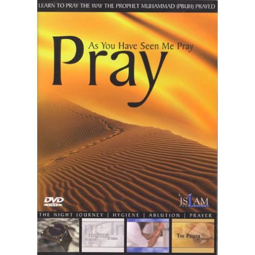Pray As You Have Seen Me Pray