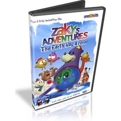 Zaky's Adventures - The Earth Has a Fever
