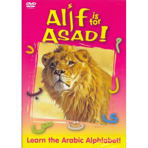 Alif is for Asad!