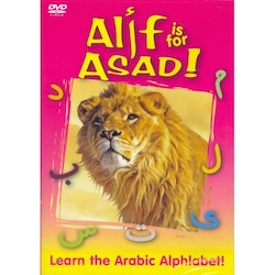 Alif is for Asad!