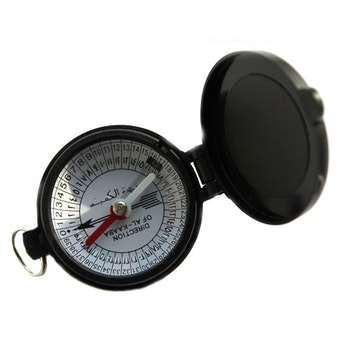 Kompass svart