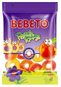 BEBETO Peach Rings