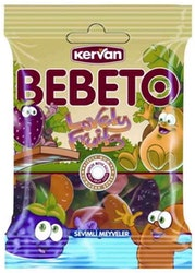 BEBETO Lovely Fruits