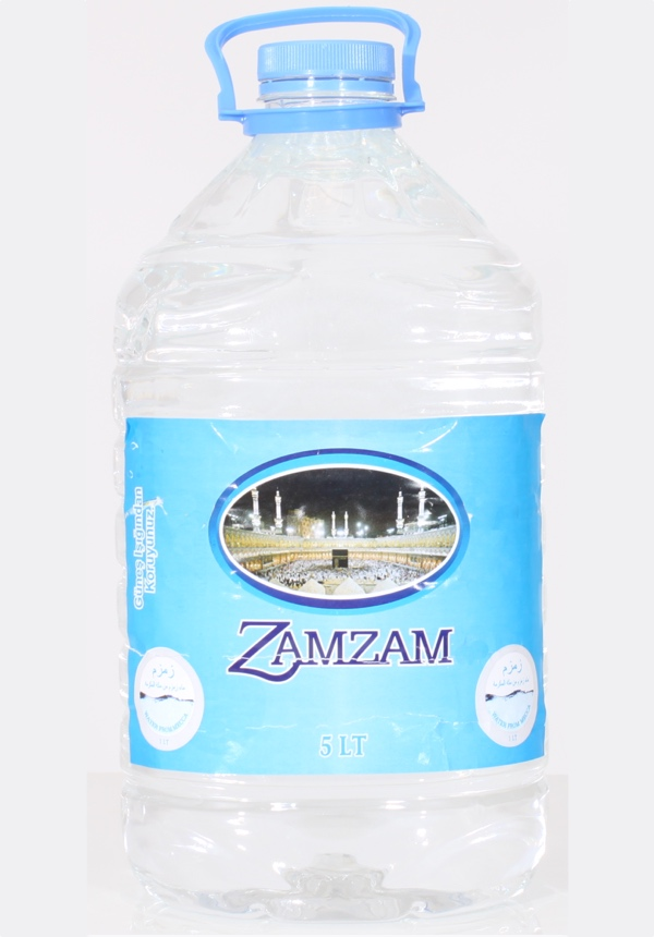 Original Zamzam  5 liter