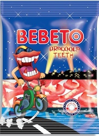 BEBETO Dracoola Teeth