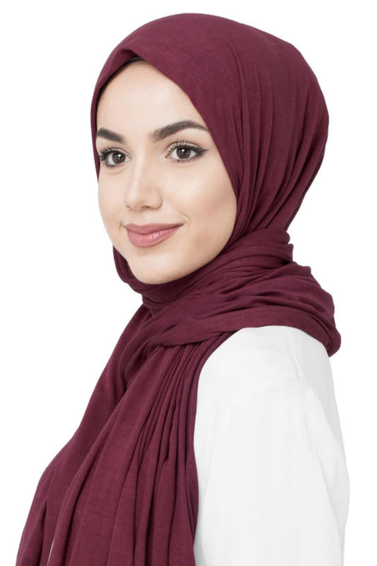 Jersey Maxi Sjal