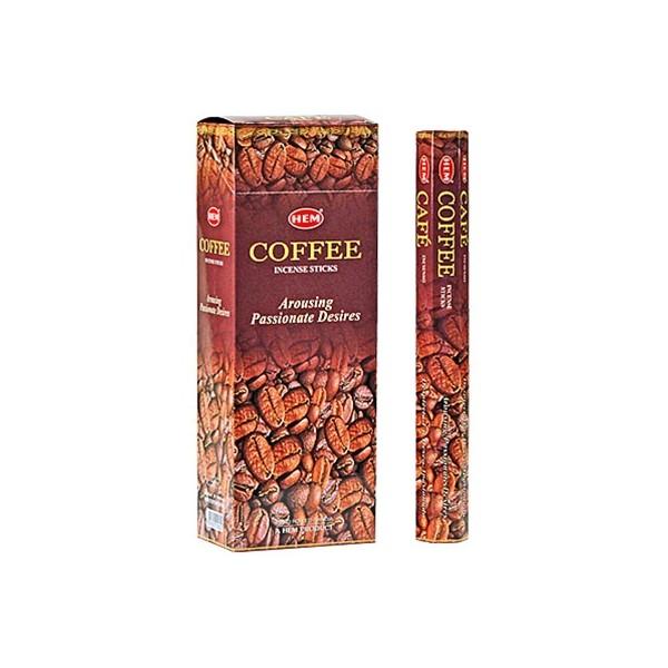 Coffee rökelsepinnar