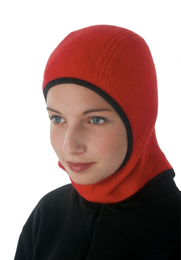 Outdoor Röd Sports Hijab