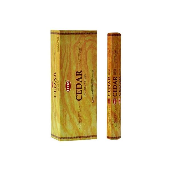 Cedar rökelsepinnar