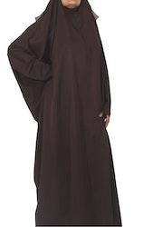 Maryam med Niqab