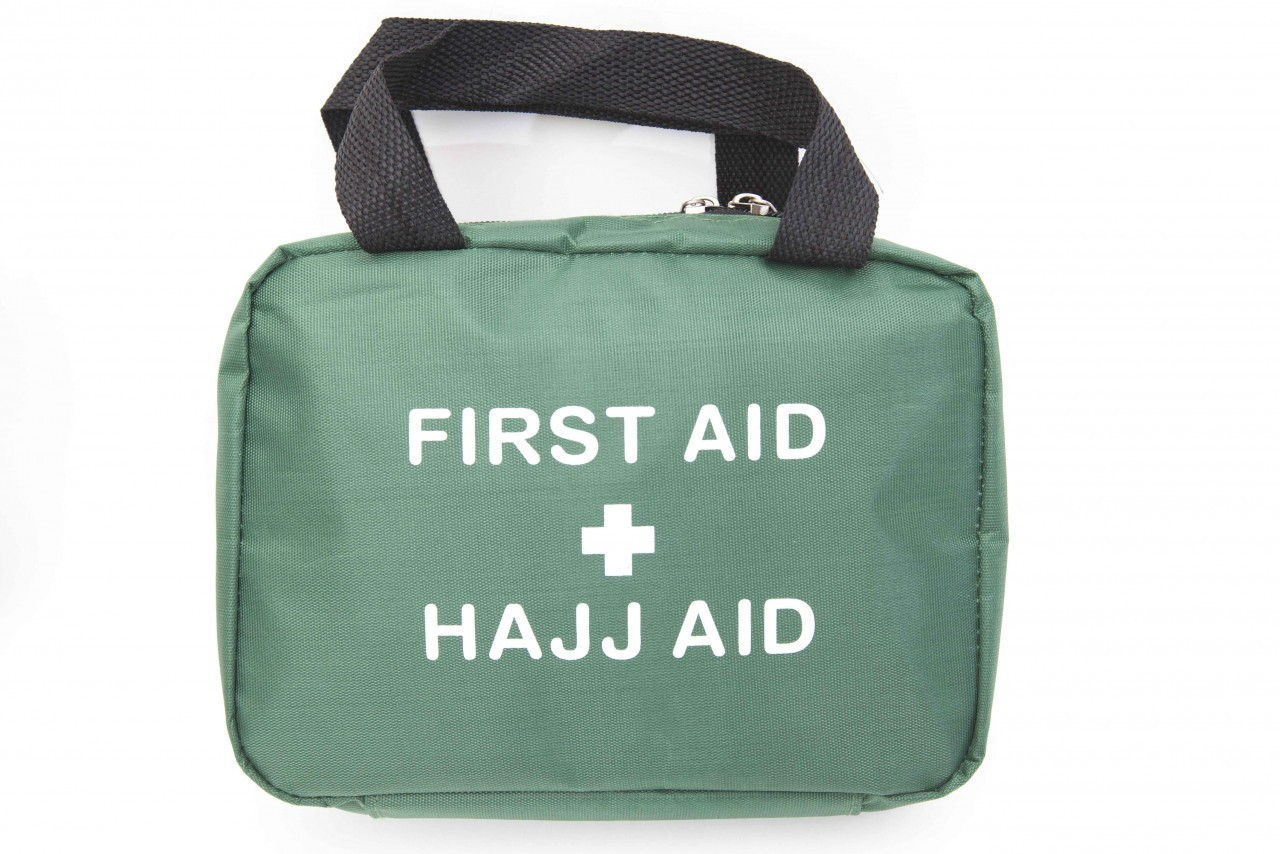 First Aid + Hajj Aid Kit
