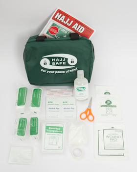 First Aid + Hajj Aid Kit