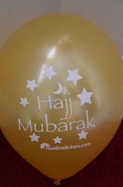 Hajj Mubarak Ballonger