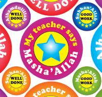 Lärarnas klistermärken