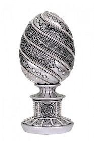 Ayat al-Kursi Silverägg