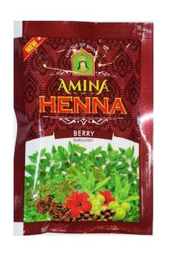 Amina Henna Vinröd 30g