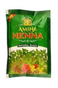 Amina Henna Svart 25g