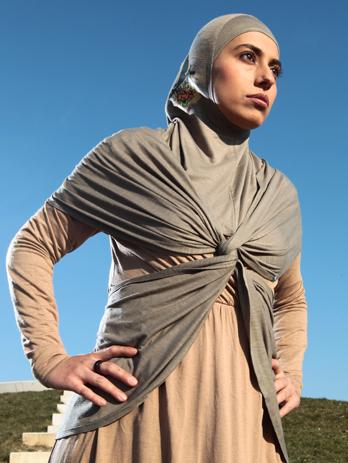 Capstyles Downtown Hijabi