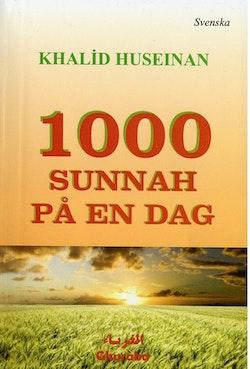 1000 sunnah på en dag