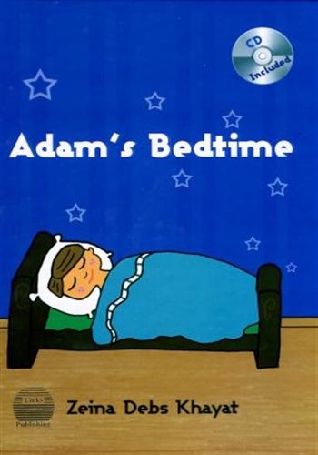 Adam's Bedtime + CD