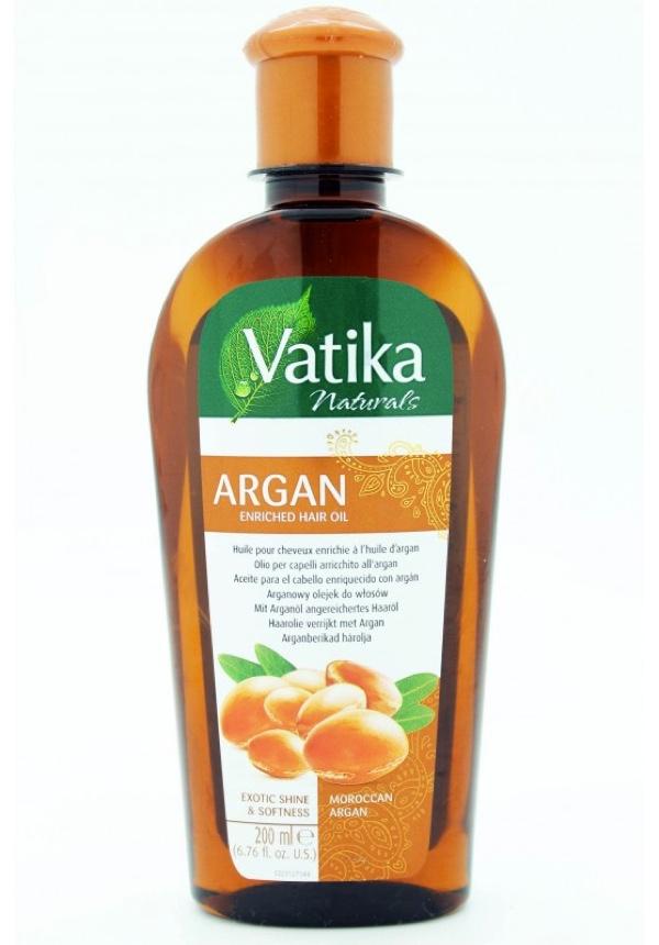 Vatika Hårolja Argan