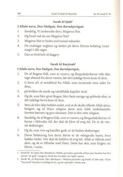 Koranen på dansk