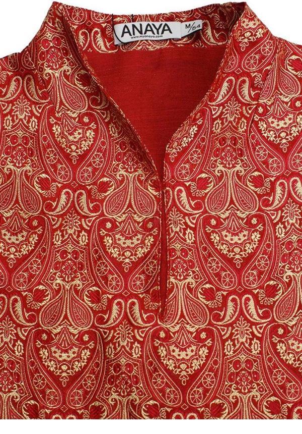Mavia Klänning Röd