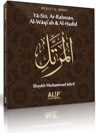 Yasin, Ar-Rahman, Al-Waqiah & Al-Hadid (CD)
